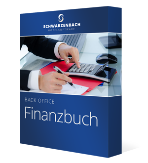 Schwarzenbach Hotelsoftware | Back Office | Finanzbuch
